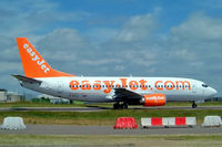 G-EZYJ @ EGGW - Boeing 737-33V [29334] (Easyjet) Luton~G 15/06/2004 - by Ray Barber