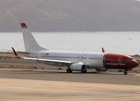 EI-FJP - B738 - Norwegian Air International