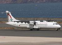 CN-COF @ LPA - Taxi to the runway of Las Palmas Airport - by Willem Göebel
