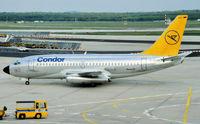 D-ABHD @ EDDF - Condor / Lufthansa. - by kenvidkid