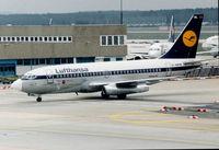 D-ABHL @ EDDF - Lufthansa - by kenvidkid