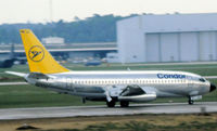 D-ABHT @ EDDF - Condor / Lufthansa. - by kenvidkid