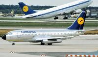 D-ABHX @ EDDF - Lufthansa - by kenvidkid