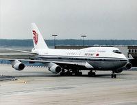B-2456 @ EDDF - Air China - by kenvidkid