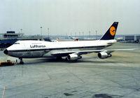 D-ABYS @ EDDF - Lufthansa - by kenvidkid