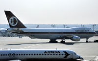 9M-MHJ @ EDDF - Malaysia Airlines - by kenvidkid