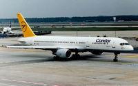 D-ABNB @ EDDF - Condor - by kenvidkid