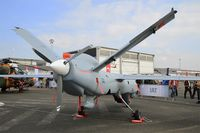 15-008 @ LFPB - TAI Anka UAV, Static display, Paris-Le Bourget (LFPB-LBG) Air show 2015 - by Yves-Q