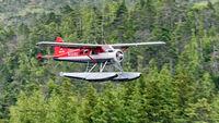 N1018U - Ketchikan Alaska - by Terry Green