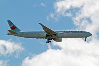 C-FIVX @ EGLL - Boeing 777-333ER [42219] (Air Canada) Home~G 12/05/2015. On approach 27L - by Ray Barber