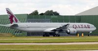 A7-BAC @ EGCC - At Manchester - by Guitarist