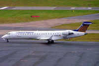 D-ACSC @ EGBB - Canadair CRJ-700 [10039] (Lufthansa Regional/Eurowings) Birmingham Int'l~G 18/11/2008 - by Ray Barber