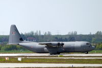 B-538 @ EDDP - Very rare visitor on taxi for departure on rwy 08R.... - by Holger Zengler