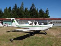 C-GQRP @ YHS - PA-38 at Sechelt airport BC - by Jack Poelstra