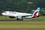 OE-IEW - A320 - Eurowings