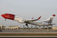 LN-NIF @ LMML - B737-800 LN-NIF Norwegian Air Shuttle - by Raymond Zammit