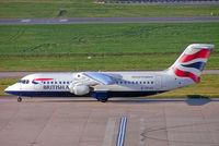 G-CFAD @ EGBB - BAe 146-RJ100 [E3380] (British Airways/CitiExpress) Birmingham Int'l~G 26/10/2004 - by Ray Barber