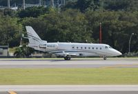 N132JC @ FLL - Gulfstream 200 - by Florida Metal
