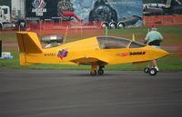 N141SJ @ LAL - Sonex Jet