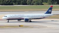 N150UW @ KTPA - US Airways