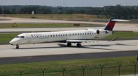 N153PQ @ ATL - Delta Connection CRJ-900