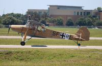 N156MM @ ORL - Storch