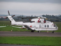 7T-WVD @ EGTE - at Exeter prior to hop to Yeovil and westlands base - by magnaman