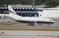 N162WC @ FLL - Boeing BBJ