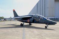 E144 @ LFMI - Dassault-Dornier Alpha Jet E (8-AK), Static display, Istres-Le Tubé Air Base 125 (LFMI-QIE) open day 2016 - by Yves-Q