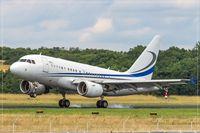 B-77777 @ EDDR - Airbus A318-112 CJ Elite - by Jerzy Maciaszek