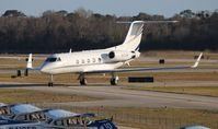 N171AM @ DAB - Gulfstream III