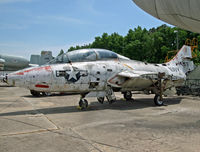 142976 @ KMTN - A Grumman Cougar awaits restoration at the Glenn L Martin Museum. - by Daniel L. Berek