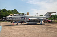 58-0303 @ KMTN - This Voodoo is one of several Cold War fighers at the Glenn L Martin Museum. - by Daniel L. Berek