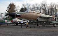 63-8274 @ KMTN - Sleek 1960s fighter - by Daniel L. Berek