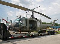 66-15238 @ KMTN - A popular exhibit at the Glenn Martin Aviation Museum is this very nice Huey. - by Daniel L. Berek