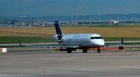N14117 @ KDEN - Taxi Denver - by Ronald Barker
