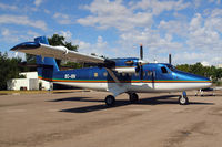 EC-ISV @ LEAP - De Havilland Canada DHC-6-200 Twin Otter [205] (Skydive Empuriabrava) Empuriabrava~EC 13/07/2011