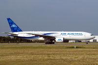 F-ORUN @ LFBO - Boeing 777-2Q8ER [28676] (Air Austral) Toulouse-Blagnac~F 14/07/2011