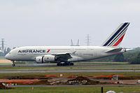 F-HPJD @ LFPG - Airbus A380-861 [049] (Air France) Paris-Charles De Gaulle~F 17/07/2011