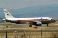 EC-KKS @ LEMD - EC-KKS  Airbus A319-111 [3320] (Iberia) Madrid-Barajas~EC 09/07/2011