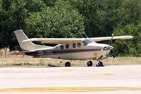 XB-JSG @ LECU - Cessna P.210N Pressurized Centurion [P210-00269] Madrid-Cuatro Vientos~EC 10/07/2011