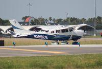 N188CS @ ORL - Cessna T206H