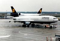 D-ADJO @ EDDF - Lufthansa - by kenvidkid