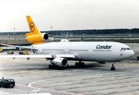 D-ADSO @ EDDF - Condor - by kenvidkid