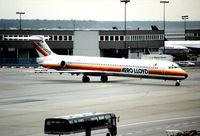 D-AGWB @ EDDF - Aeron Lloyd - by kenvidkid