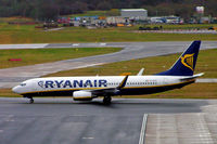 EI-DHJ @ EGBB - Boeing 737-8AS [33819] (Ryanair) Birmingham Int'l~G 22/12/2008 - by Ray Barber