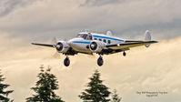 N103AF @ KAWO - 2016 Arlington Washington Fly-In - by Terry Green