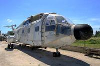 188 - Aérospatiale SA-321G Super Frelon, preserved at les amis de la 5ème escadre Museum, Orange - by Yves-Q