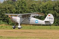 D-EKKR @ EBDT - Schaffen-Diest Oldtimer Fly-Inn 2013. - by Stef Van Wassenhove
