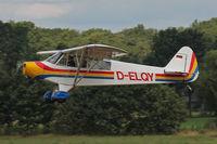 D-ELQY @ EBDT - Schaffen-Diest Oldtimer Fly-Inn 2013. - by Stef Van Wassenhove